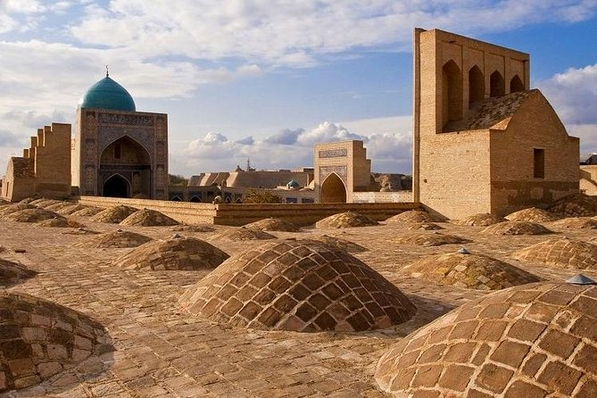 Full-Day Bukhara Private Rickshaw Tour with Guide and Lunch