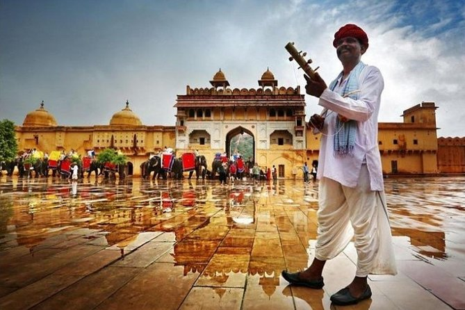 Full-Day Private Sightseeing Tour to Jaipur