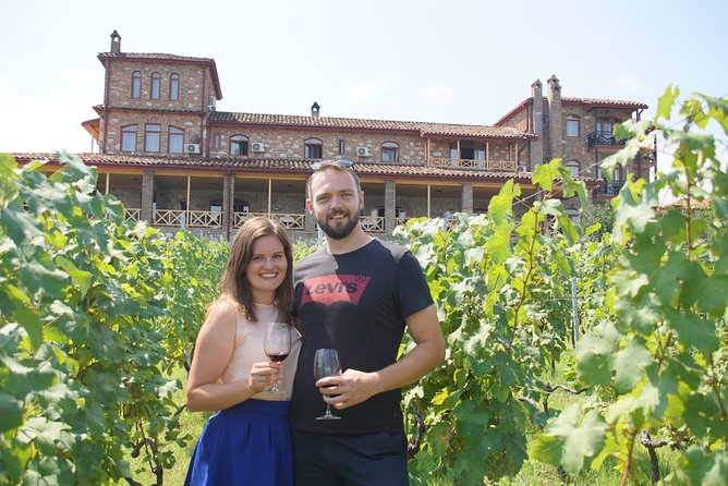 Full-Day Wine Tasting Tour to Kakheti with Lunch from Tbilisi