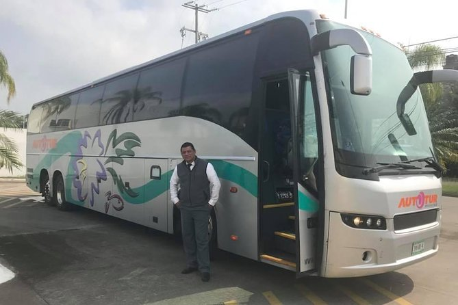 Private Bus Transfer for Groups in Cancun