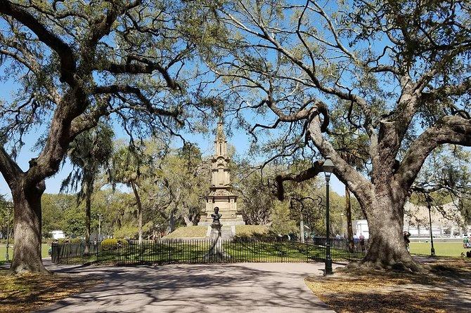 Savannah History Walk
