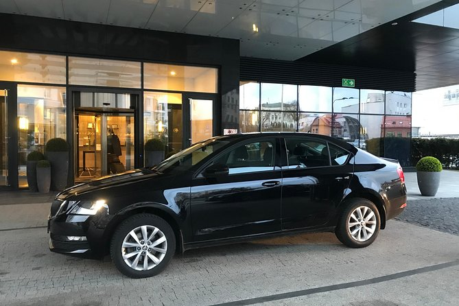 Private Arrival Transfer: Minsk Airport MSQ to Minsk City