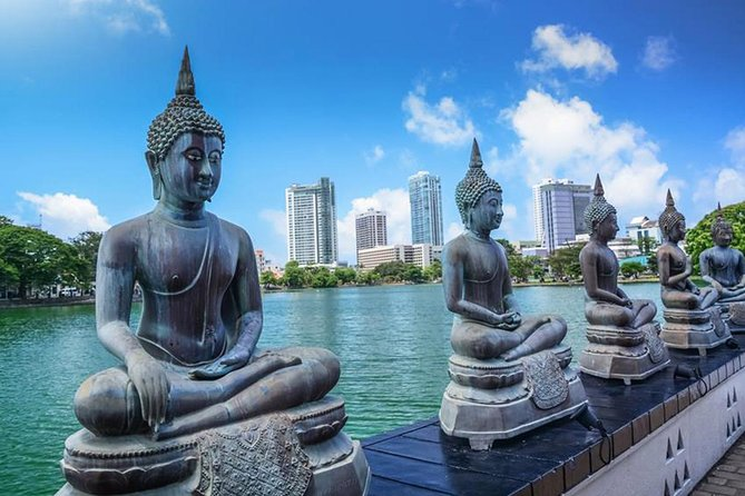 Full-Day Colombo City Tour (Private Car)
