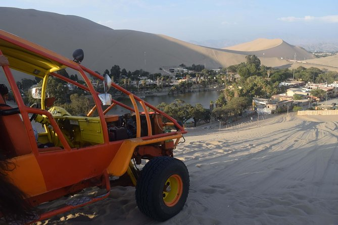 FULL DAY ICA: Adventure in the oasis of Huacachina + Ballestas Islands