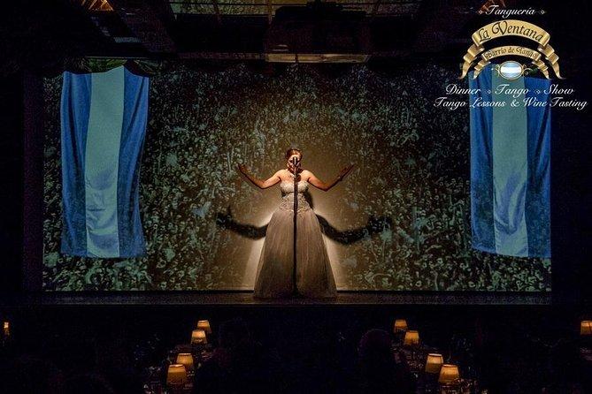 Guided City Tour in Colon Theatre + Dinner Tango Show in La Ventana