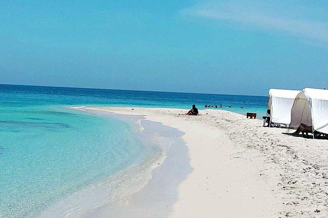 Bendita Beach at Rosario Islands
