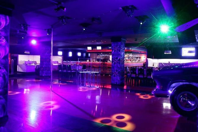 Passe de discoteca - Birmingham