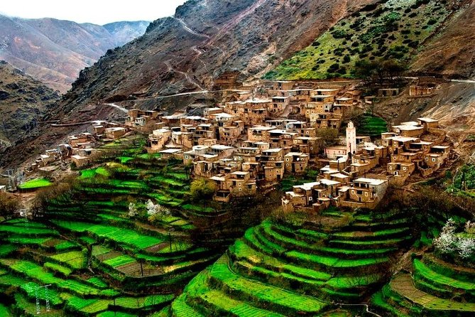 Atlas Mountains Day Trip From Marrakech And Camel Ride