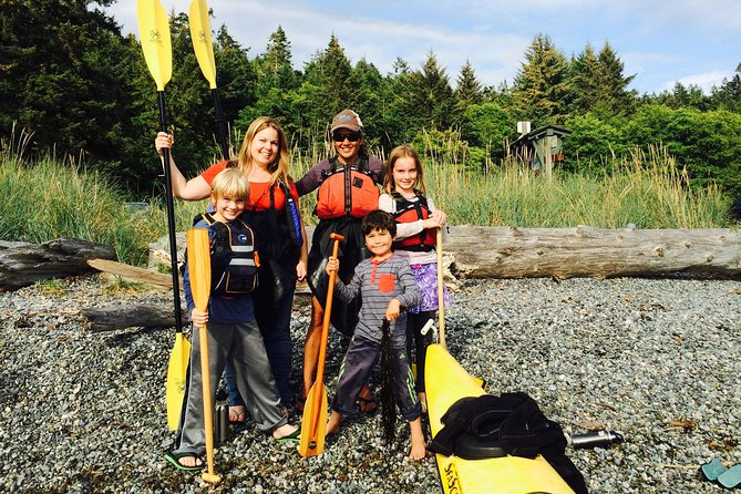 Kayaking in Deception Pass State Park