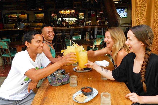 Booze Cruise Through Nosara