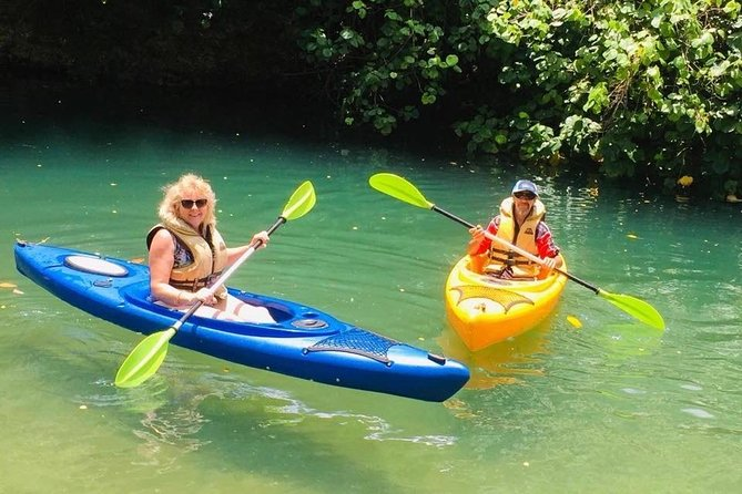Kayaking 3in1 tour in Port Vila