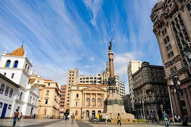 4-hour Private Tour Best of São Paulo
