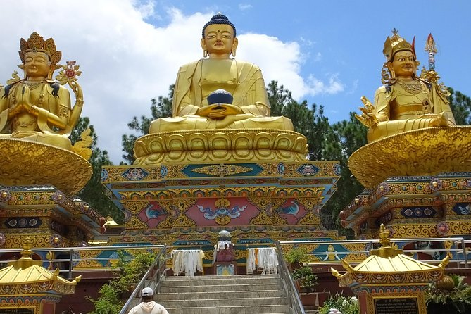 Kathmandu valley private one day tour with local expert guide