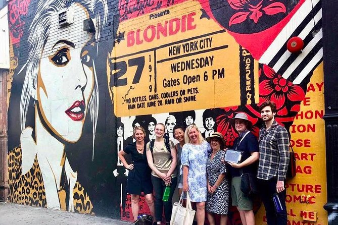 Street Art & Graffiti Tour in NYC Private Tour