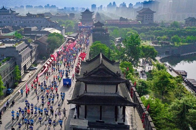 All Inclusive Private 2-Day Tour of Xi'an Highlights from Chongqing with Hotel