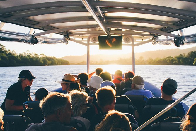 Sunset River Cruise near Byron Bay