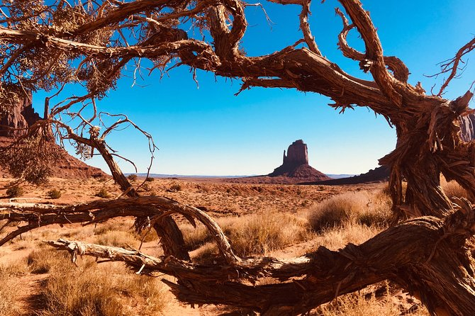 Monument Valley Extended Backcountry Tour