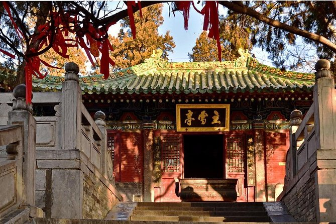 Private Transfer to Shaolin Temple and Longmen Grottoes from Luoyang