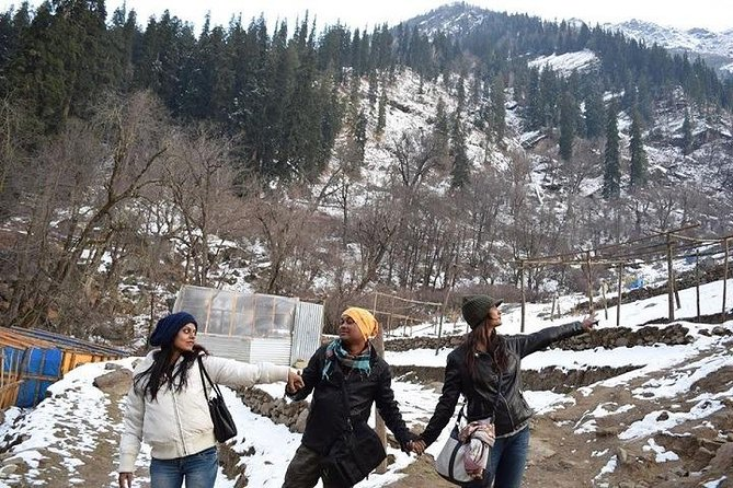 5-Day Kashmir Tour from Srinagar with Accommodation