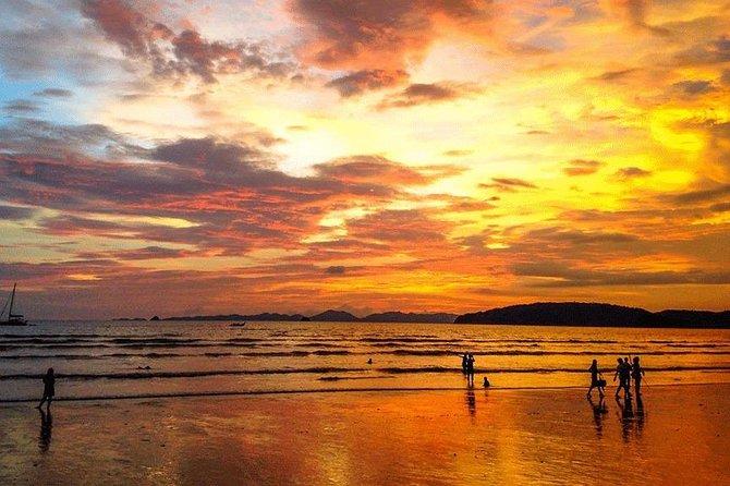 Hong Islands Sunset Tour From Krabi + BBQ Dinner