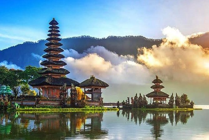 Bali World Heritage Sites and Wanagiri Hills