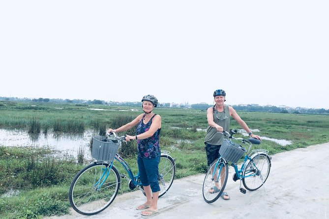 Hoi An Private Countryside Biking Most Experiences
