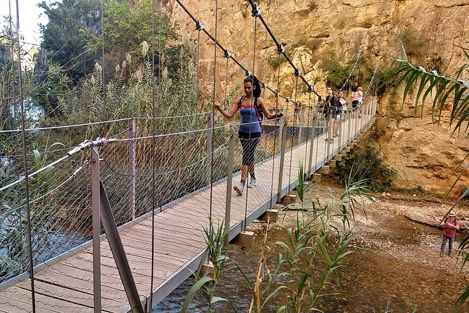 Hiking - Chulilla Suspension Bridges Route