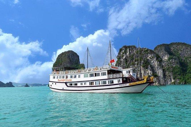 Ha Long Bay on Sunlight Cruise 2 Days 1 Night