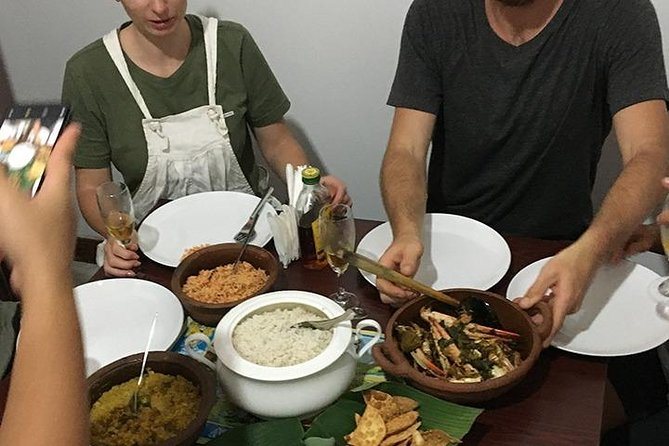 Private Sri Lankan Cooking Class in Kandy
