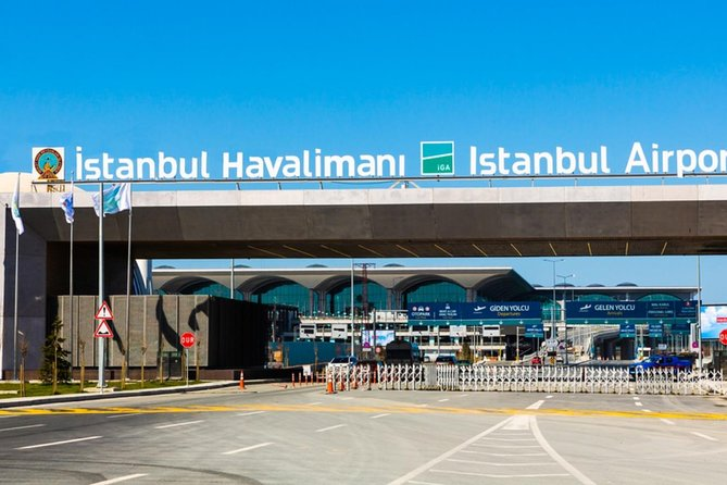 Istanbul Airports Private Transfer