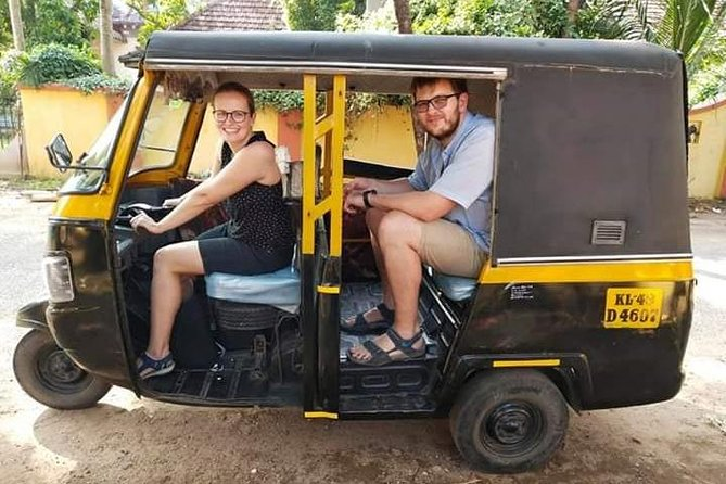 Private Friendly Tuk-Tuk Day Tour in Kochi with Pick Up