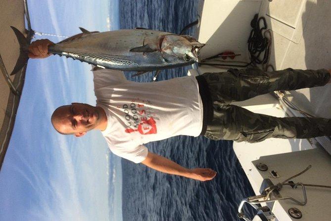 Big Game Tuna Fishing 2 days