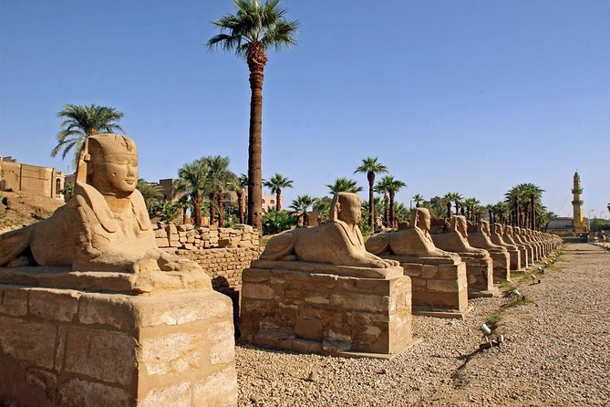 5 Days – 4 Nights Nile Cruise from Luxor