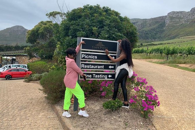 Private: Cape Point and Wine Lands Full day Tour.