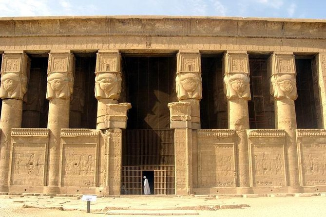 Abydos and Dendera temples (over day trip)