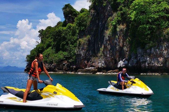 3 Hours Jet Ski Safari from Koh Samui to Koh Tan & Five Islands