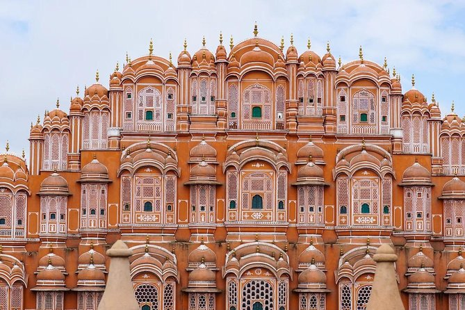 Private Full-Day Tour of Jaipur with Hotel Pick Up