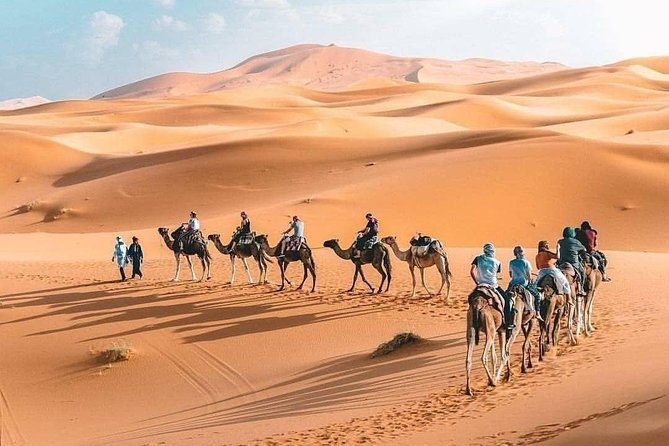 10D 9N Private Morocco Tour From Casablanca By Imperial Cities And South Desert