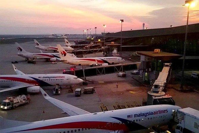 Kuala Lumpur City Hotels to Sultan Abdul Aziz Shah Airport(Per Vehicle)