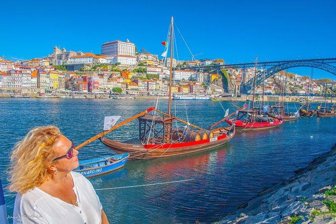 Santiago de Compostela to Porto & Douro Valley 2-day Private Tour