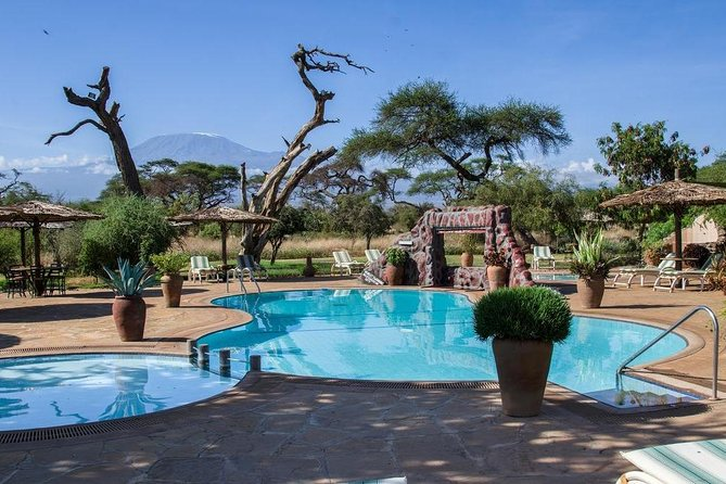 03 Days Amboseli Package with Scenic Kilimanjaro Peak