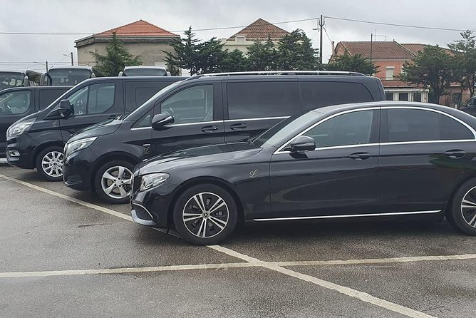 Cascais: Luxury Private Transfer To or From Lisbon Airport