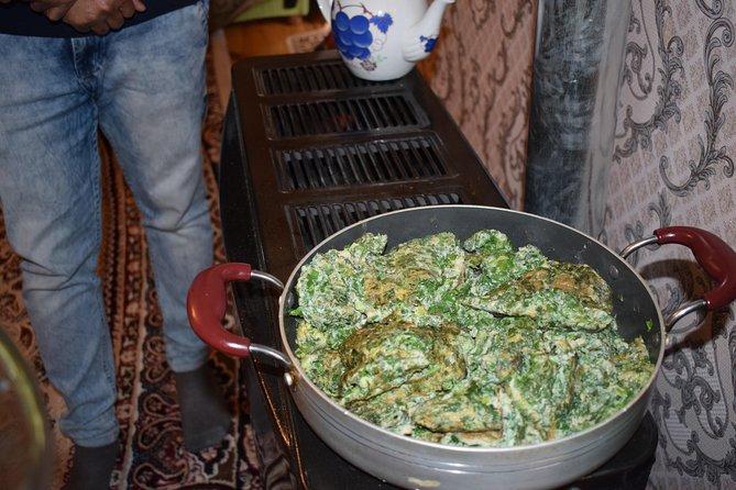 Full-Day Azerbaijani Vegetarian Cooking Class in Baku