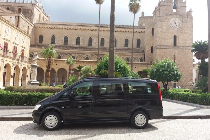 UNESCO Cathedrals - Monreale & Cefalù