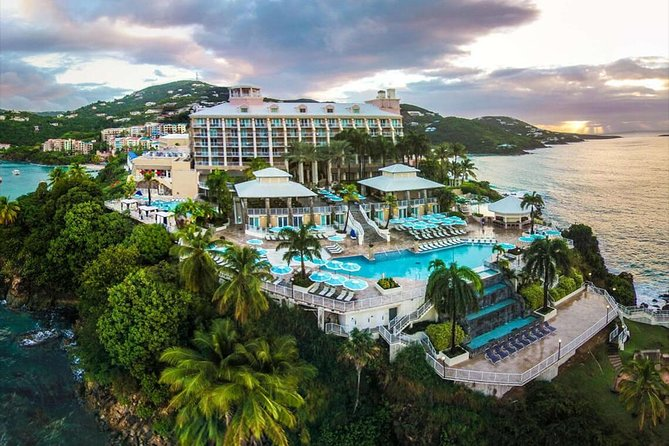 Vi Top Taxi -St.Thomas Airport Transfer to Marriott Frenchman Cove