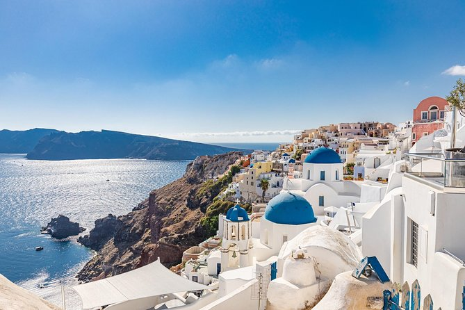 Santorini Best Spots - Small Group Excursion