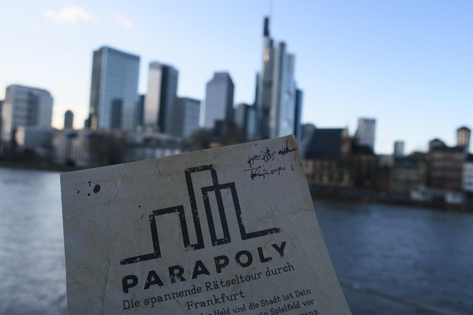 Inspired by Escape Rooms: ParaPoly - the city adventure game