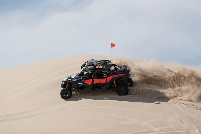Sand Hollow ATV Tour Private up to 4 people per vehicle