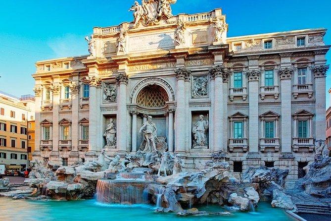 Private Shore Excursions Civitavecchia Cruise Port to Rome with private driver