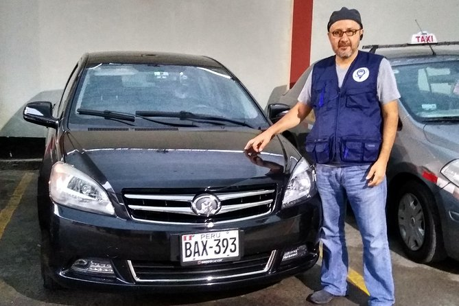 Lima airport private transportation